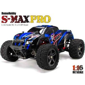 Remo Hobby SMAX Brushless Монстр 1:16  4WD 2.4Ghz RTR