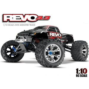 TRAXXAS    Revo 3.3 Nitro 4WD 1/10 RTR (with Bluetooth module and telemetry)